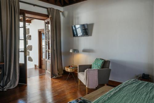 Habitación Deluxe - 1 cama grande Hotel Boutique Palacio Ico 9