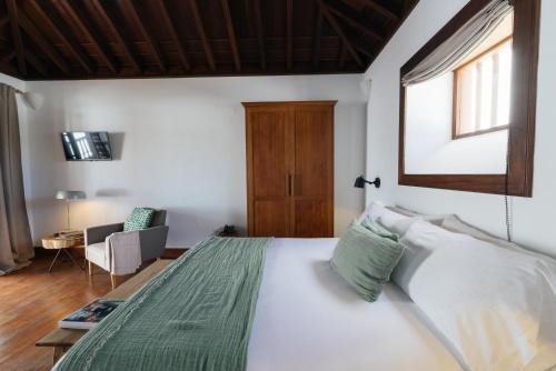 Habitación Deluxe - 1 cama grande Hotel Boutique Palacio Ico 8