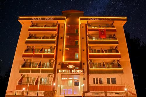 Canakkale Figen Hotel online rezervasyon
