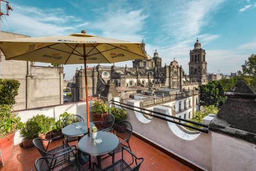 Hostel Mundo Joven Catedral, Ciudad de México