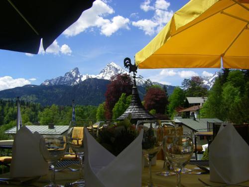 . Alpenhotel Kronprinz