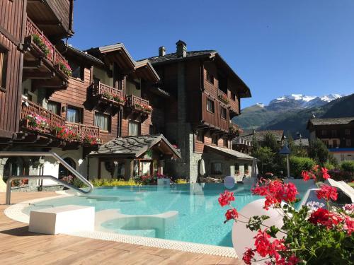 Hotel Relais Des Glaciers Spa Resort Champoluc
