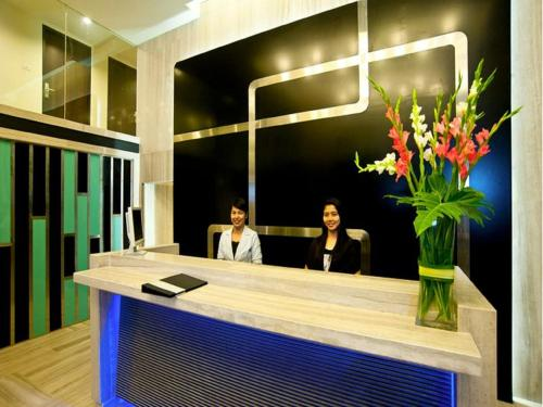 FX Hotel Metrolink Makkasan photo 18