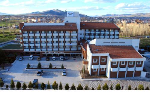 Kırsehir Grand Terme Hotel yol tarifi
