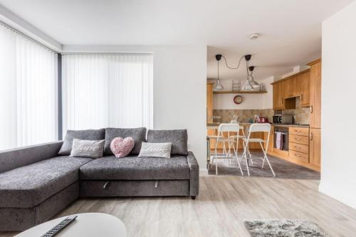 Modern Apartment Central Belfast