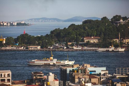 Istanbul Georges Hotel Galata tek gece fiyat