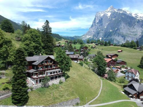Hotel Sonnenberg Grindelwald