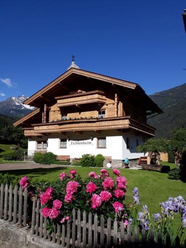 Ferienwohnungen Fichtenheim