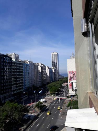 Hotel Apartamento Conjugado em Copacabana
