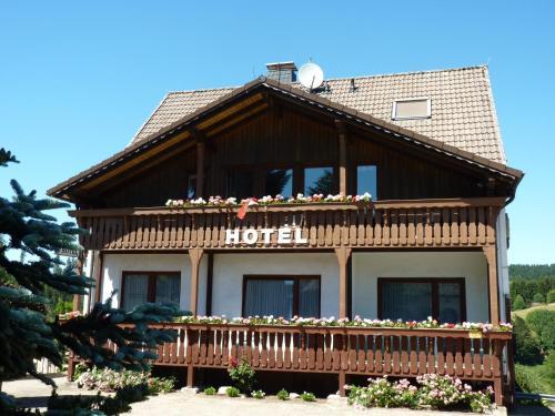 . Hoffmanns Hotel Waldfrieden Garni