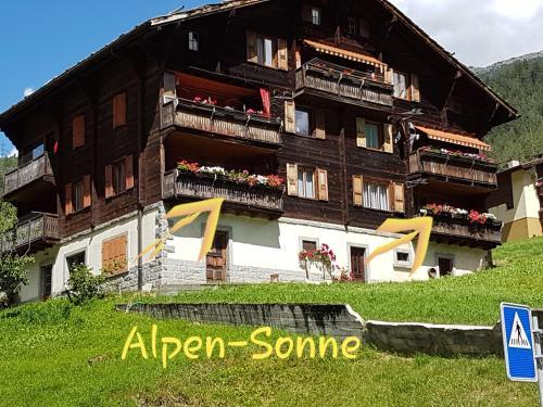 . Alpen-Sonne