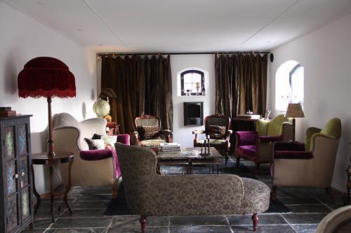 . Villa Gina Österlen