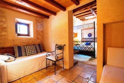 Suite Junior Familiar Can Lluc Hotel Rural 16