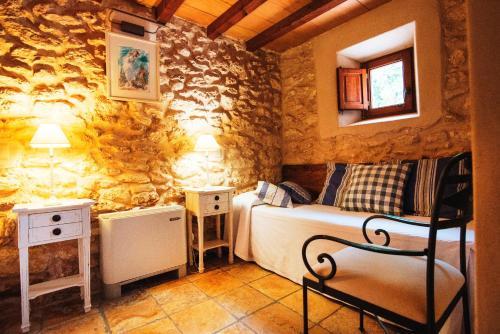 Suite Junior Familiar Can Lluc Hotel Rural 7