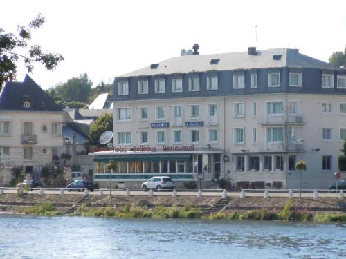 . The Originals City, Hôtel Le Bellevue, Montrichard (Inter-Hotel)