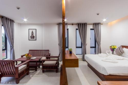 Nagara Residence Room with round trip transfers