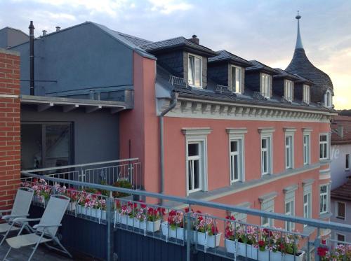 Gästehaus Rendezvous am Schlossplatz - Apartment - Coburg