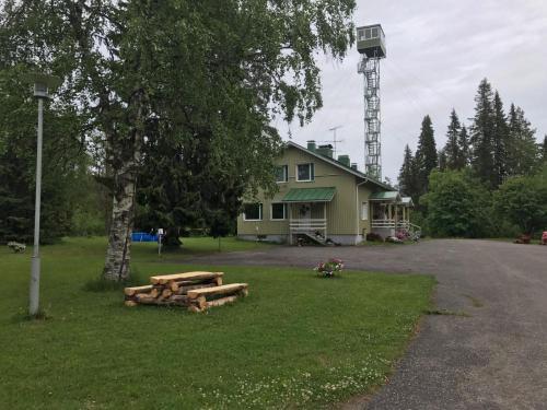 Hotel-overnachting met je hond in Raatteen Guest House Karelia - Suomussalmi