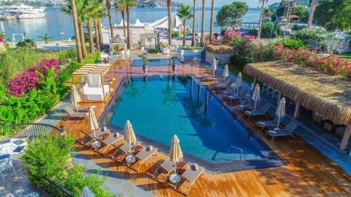 Gundogan Hotel Vita Bella Resort & Spa yol tarifi