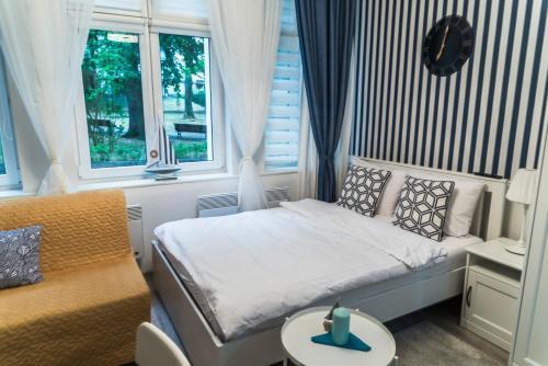 Hotel-overnachting met je hond in Marina House Apartments - Międzyzdroje