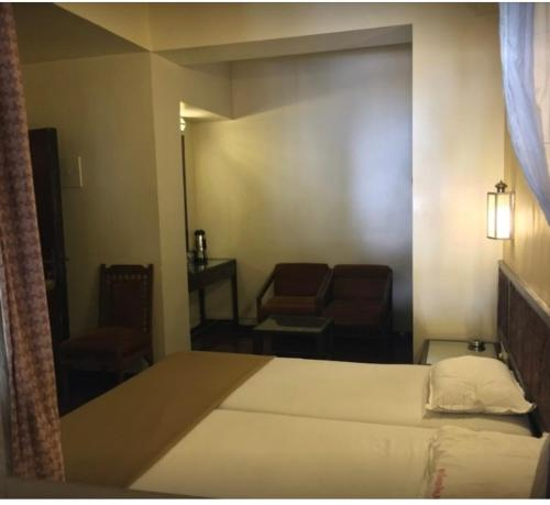 Deluxe Double or Twin Room Hotel Ganesh Palace