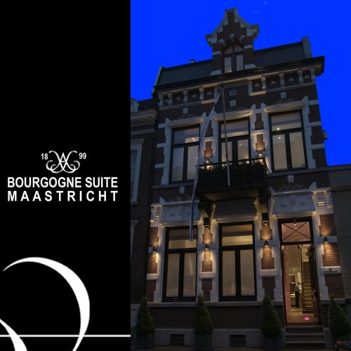 Bourgogne Suite Maastricht.  Foto 1