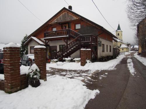 . Apartments with a parking space Lokve, Gorski kotar - 14469