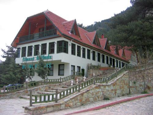 Bolu Sunnet Golu Dogal Yasam Oteli odalar