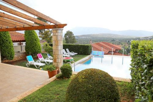 Luxury Villa near airport,near beaches,with swimming pool camera foto