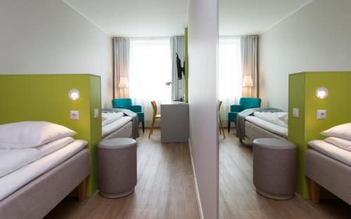 Thon Hotel Trondheim camera foto