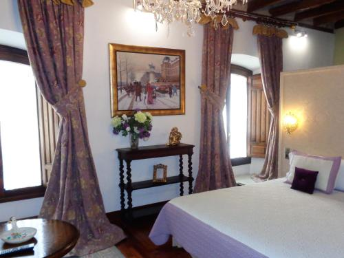 Deluxe Double Room Hotel Boutique Nueve Leyendas 201