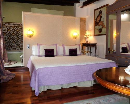Deluxe Double Room Hotel Boutique Nueve Leyendas 202
