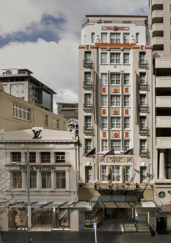58-60 Queen Street, Auckland 1010, New Zealand.