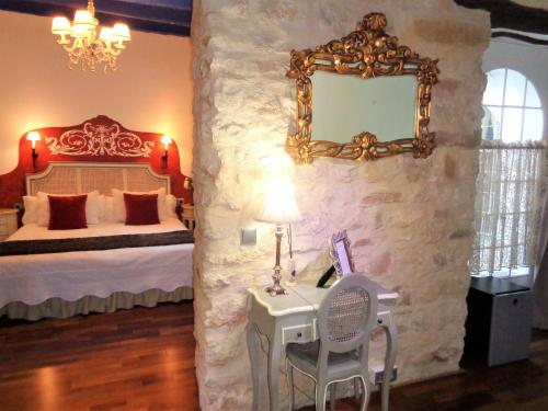 Charm Double Room Hotel Boutique Nueve Leyendas 110
