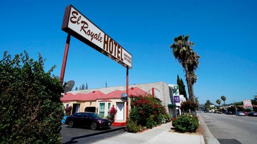 . El Royale Hotel - Near Universal Studios Hollywood