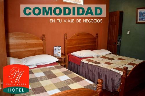 Hotel Perla Maria 룸 사진