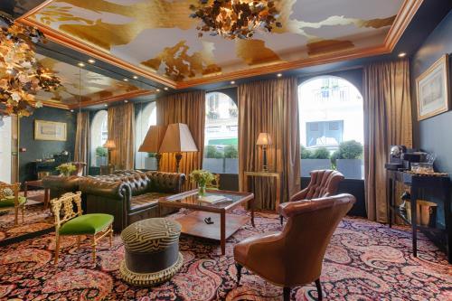 Albert's Hotel - Hôtel - Paris