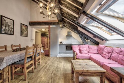 Apartment Mansard Chamonix