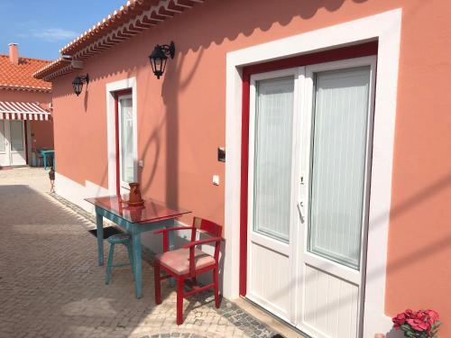 . Casas da Villa Riba Mar Apartments
