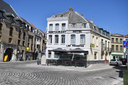 Hôtel Les Frangins - Hôtel - Saint-Omer