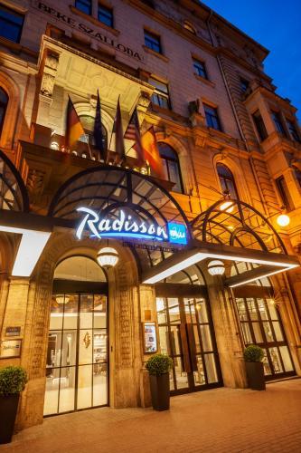 Radisson Blu Béke Hotel, Budapest photo 20