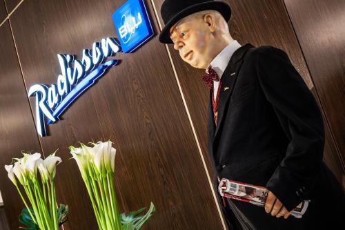 Radisson Blu Béke Hotel, Budapest photo 22