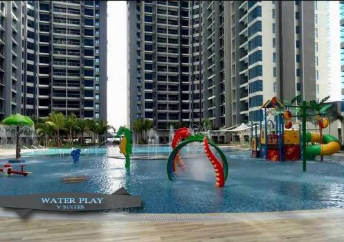 Atlantis Residence By V SUITES, Kota Melaka