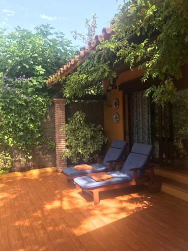 Habitación Familiar con terraza Hotel Boutique Al- Ana Marbella 41