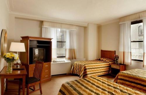 Hotel Pennsylvania Классический номер с 3 отдельными кроватями