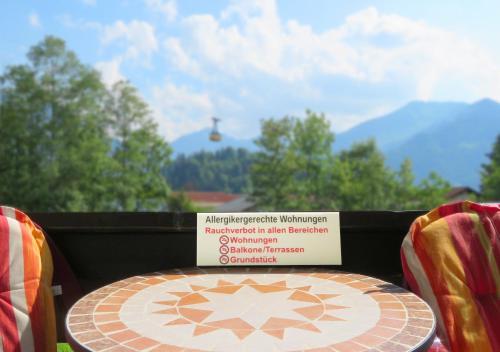 Ferienwohnungen Lind Oberstdorf