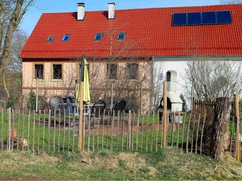. Vibrant Apartment on Alpaca Farm in Kierspe Sauerland