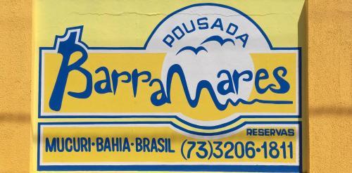 . Pousada Barra Mares