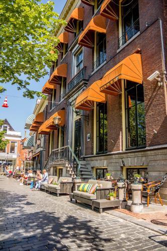 . Boutique Hotel Catshuis