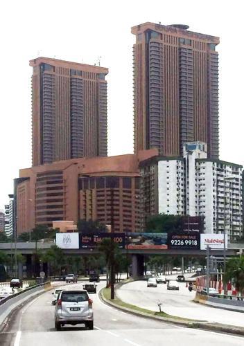 Habebi Suite at Times Square KL, Kuala Lumpur